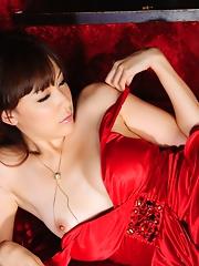 Kotomi Nagisa Stripping Off Small Panties