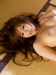 Saya Tachibana Shows Sexy Tits