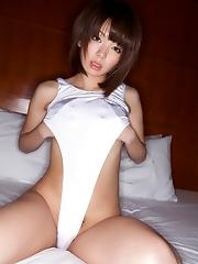 Nozomi Mayu Showing Nice Nude