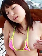 Maon is a little hentai voyeur bunny