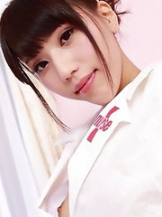 If you have a fetish for nurses or you are a Japanese cosplay fan, you will absolutely love Maiko chan