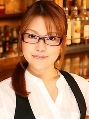 Terrific Japanese chick Aoi Mochida