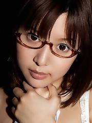 Tsukasa Aoi Showing Her Sexy Body