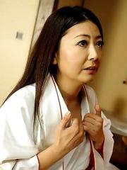 Ayano Murasaki blows a big dong