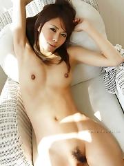 Miyu Mizaki Outdoor Nude