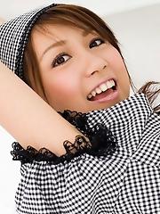 Rika Yuuki Showing Some Skin