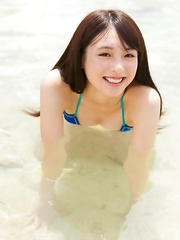 Rio Sugawara loves feeling sun on her body in bath suits