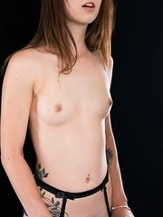 Tera Link Gets Her Panties Filled with Cum